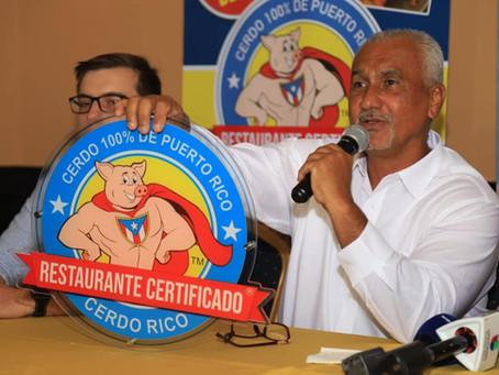 """Metropol se convirtió en la primera en obtener la certificación de la Marca """"Cerdo Rico"""" 100%"""