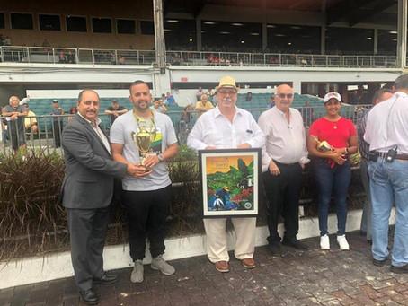 Hipodromo Camarero: Celebración de la Semana de la Tierra Puertorriqueña.
