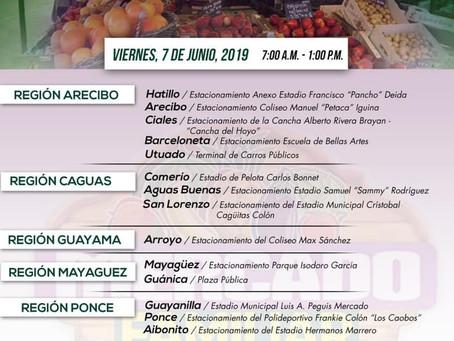 #MercadoFamiliar - ¡Separa la fecha! Los días 7 y 8 de Junio se llevará a cabo el Mercado Familiar.