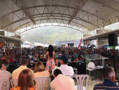 Festival del Apio en Barranquitas