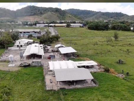 Inaugaración Centro de Investigación de Reproducción Animal Tropical en Gurabo