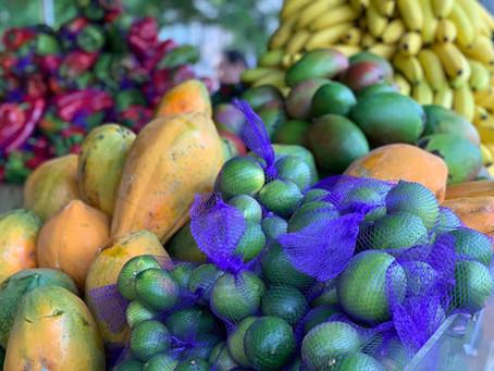 Mercado Agrícola... ¡Los esperamos!