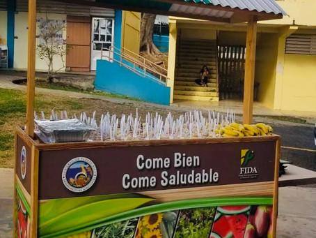 Departamento de Agricultura (FIDA) y Cámara en Tu Comunidad colaboran en feria de Nutrición y Salud