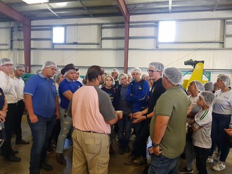Visita a la empresa MS Mango Farm, LLC, en Santa Isabel