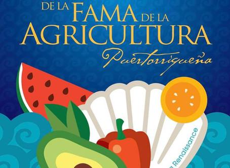 Salón De La Fama De La Agricultura
