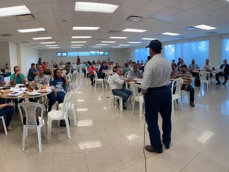 Reunión con la matrícula de agrónomos del Departamento de Agricultura de Puerto Rico