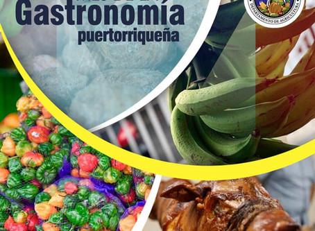 Junio, mes de la gastronomía puertorriqueña.