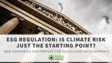 ESG regulation: is climate risk just the starting point?