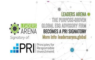 Leaders Arena becomes a PRI signatory