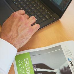 ESG Advanced Analytics