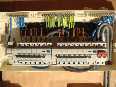 Fuse board install, test and inspection, EICR, in Kingston and Surbiton