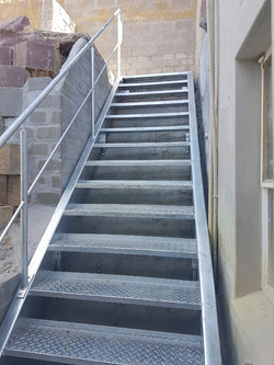 Steel Staircase (1)