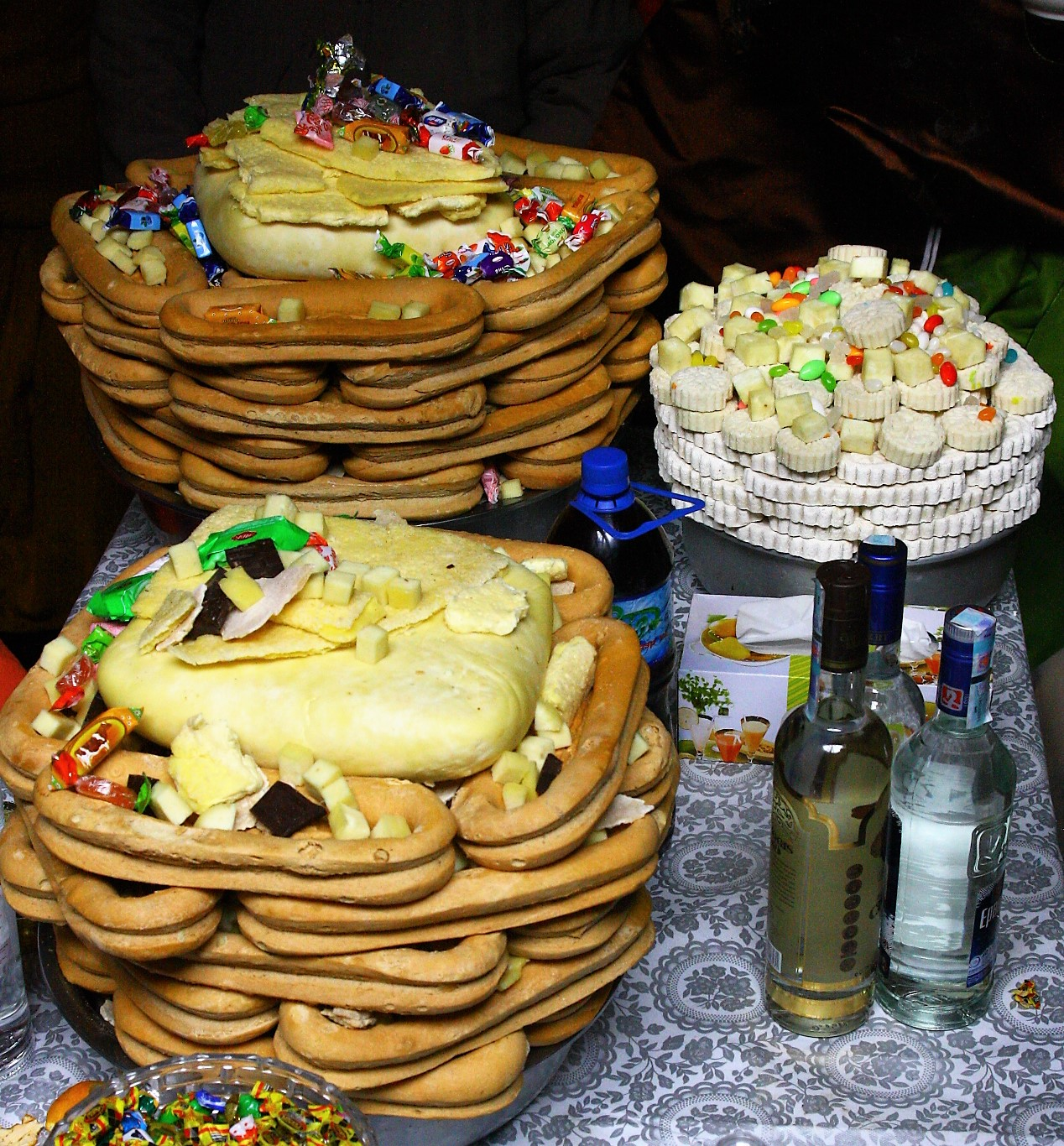 Mongolian Feast