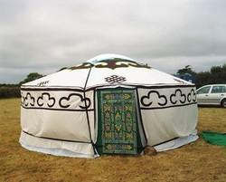 Mongolian Ger in UK