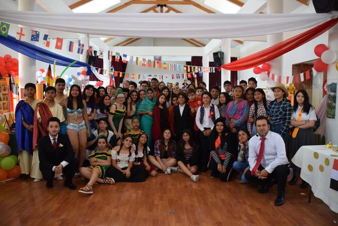 Feria Internacional de Inglés