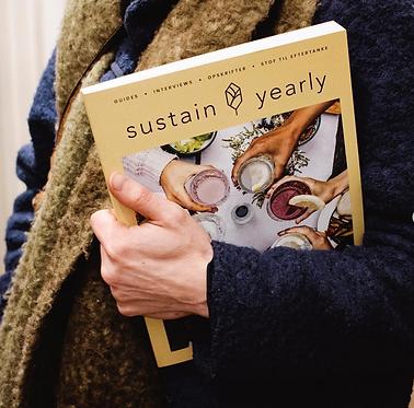 Sustain Yearly 2019