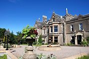 Group accommodation in Scotland