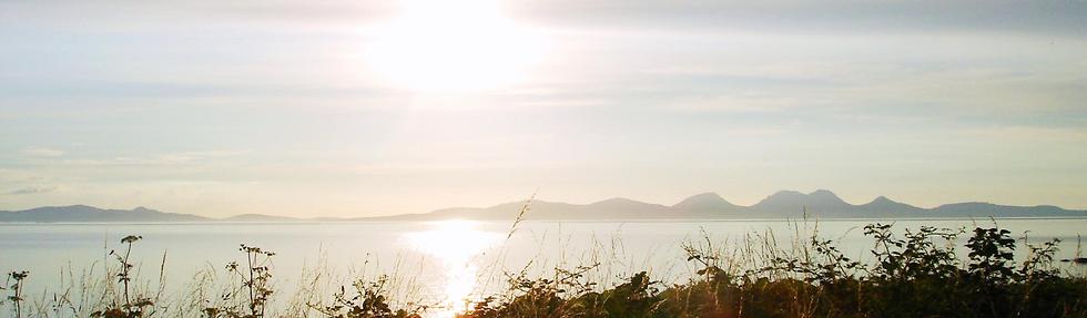 Holidays in Kintyre/Scotland