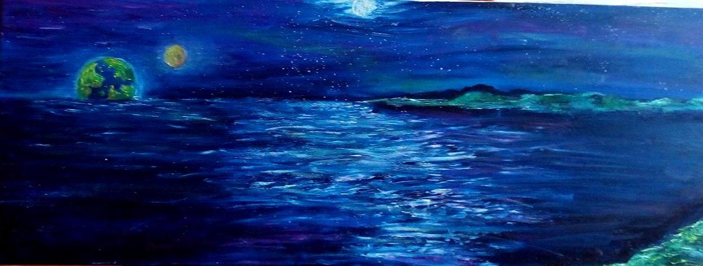 night planet