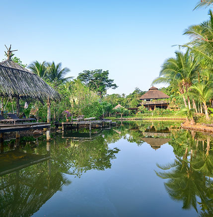 Destination for detox retreat in Thailand, Koh Chang island