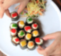 Radiance Restaurant serving healthy cuisine, vegetarian, vegan, raw food, non-vegs options such as seafood and chicken