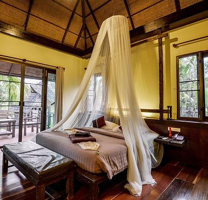 Accommdation in  detox resort Koh Chang thailand