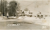 cicero051-1945 GAS STATION ON CORNER OF