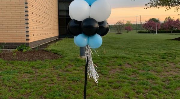 MLC's 2021 Teacher Appreciation Day Yard pole (Single)