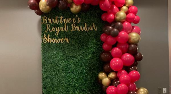 Brittnee's Bridal Shower Garland