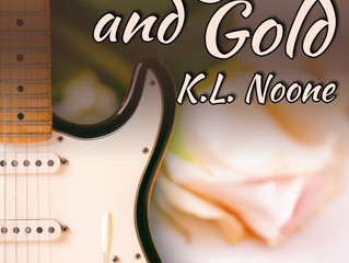 "Guest Post by K.L. Noone: On ""Sunlight and Gold,"" or, That Story About the Demon and the Rock Star a"