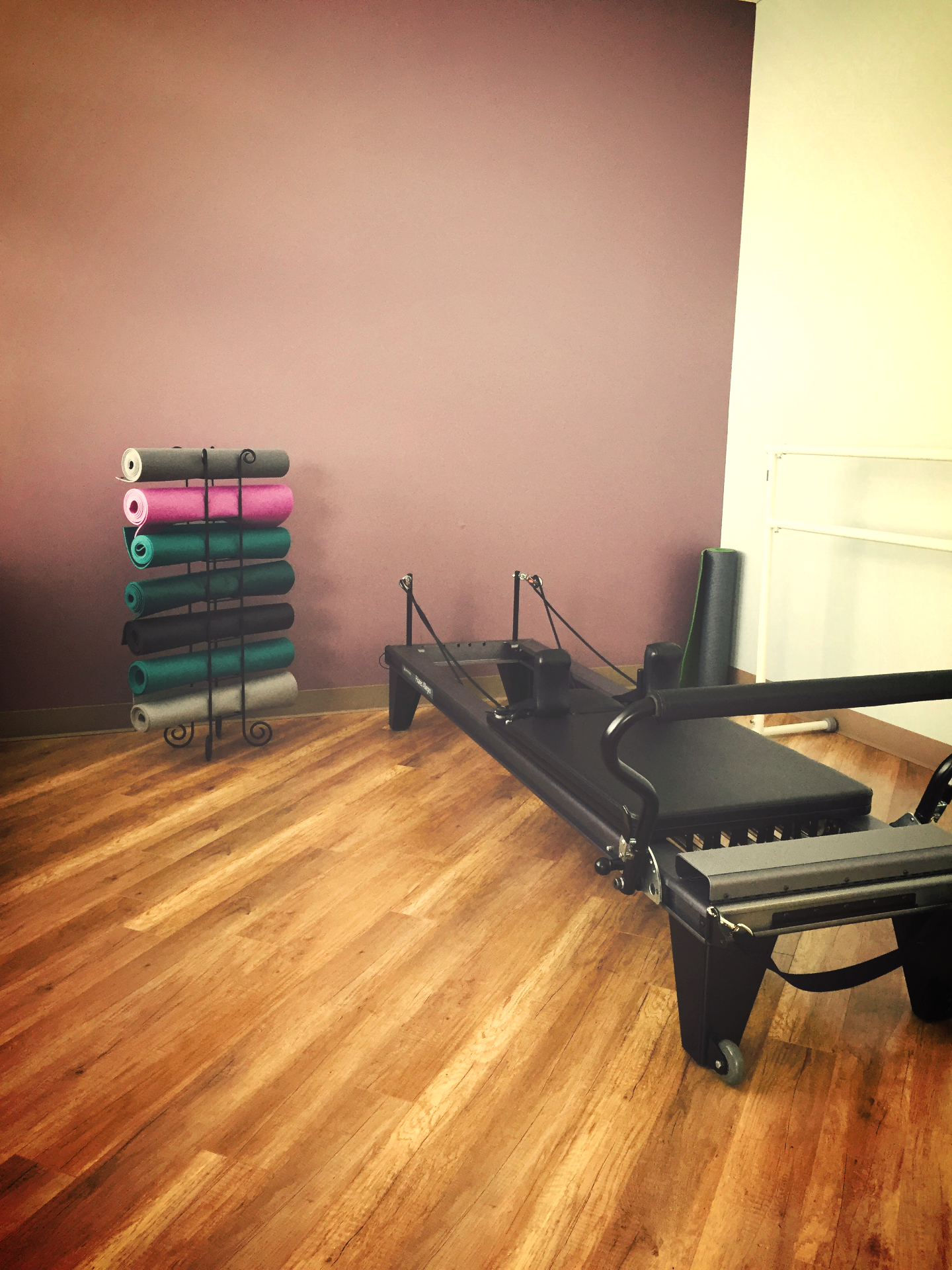Our Pilates studio