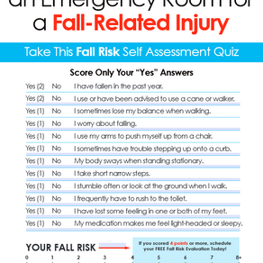 Balance – Fall Prevention - Vertigo
