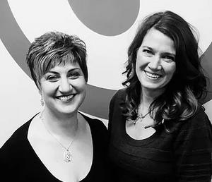 Kim Horton, PT & Kate Darne, Co- Owners