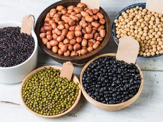 Alimentos milenarios: leguminosas