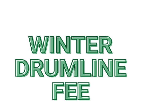 Winter Drumline Fee