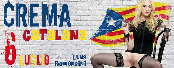 CREMA CATALANA - a new film of Luna Ramondini from the director Francesco Mozart