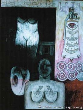 013 Aspects Of the Maltese Goddess 1999