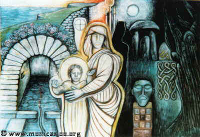 029 - Celtic Mysteries - St. Non's Well 1997