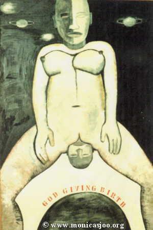 210 -  Universal Mother - God Giving Birth 1968