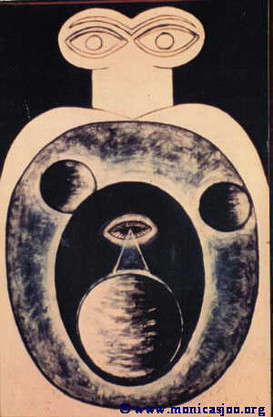 035 - Cosmos Within Her Womb 1971
