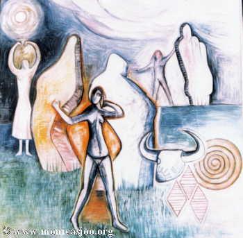 044 - Dancing Women, Dancing Stones 1993