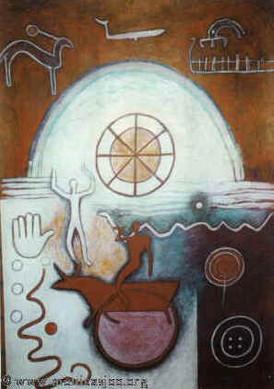 025 - Bronze Age Petroglyphs 2000