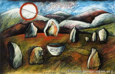 027 - Castlerigg Stones 1996
