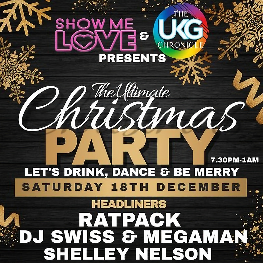Show Me Love Christmas Party