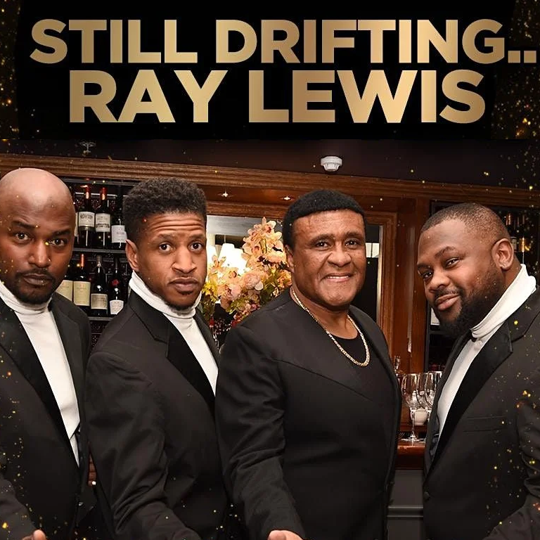 Ray Lewis With Still Drifting