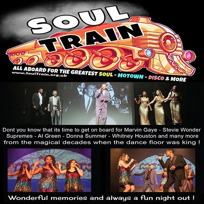 Soul Train Cabaret Show