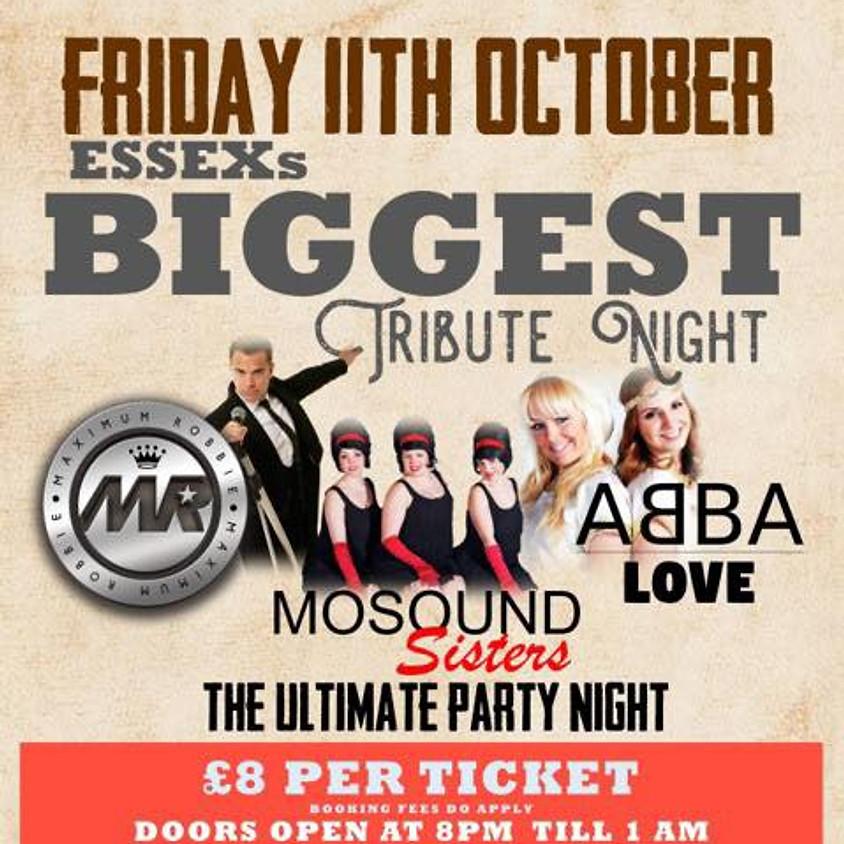 Essex's Biggest Tribute Party Night