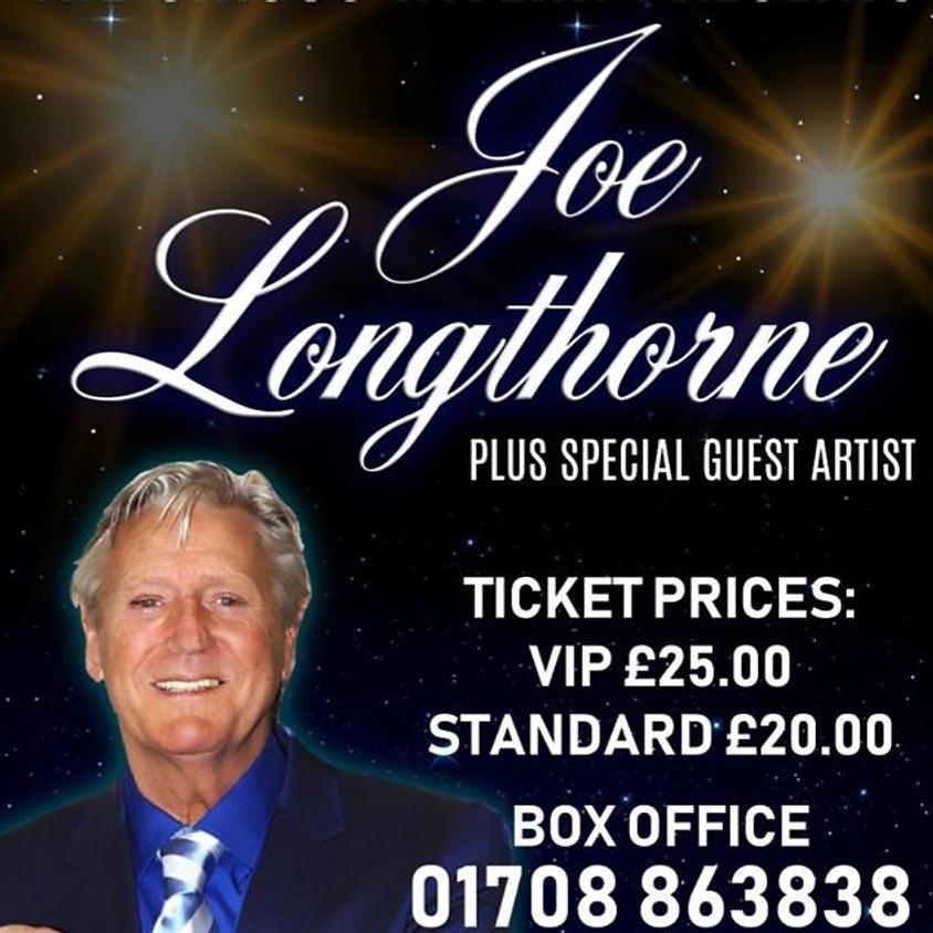 Joe Longthorne In Concert