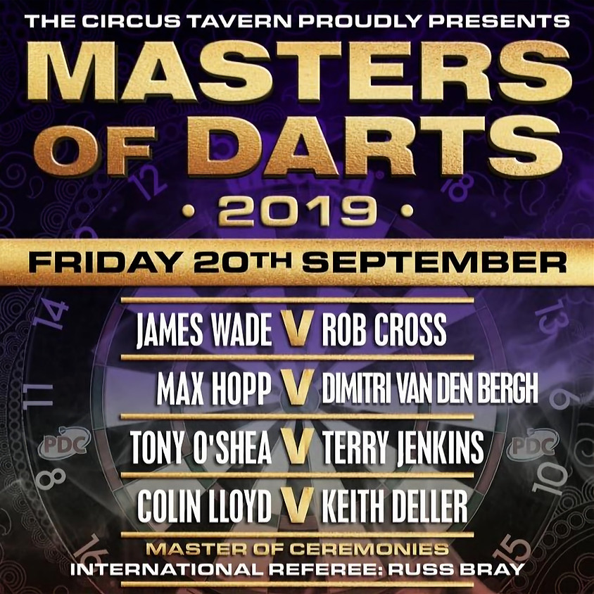 Legends Of Darts 2019