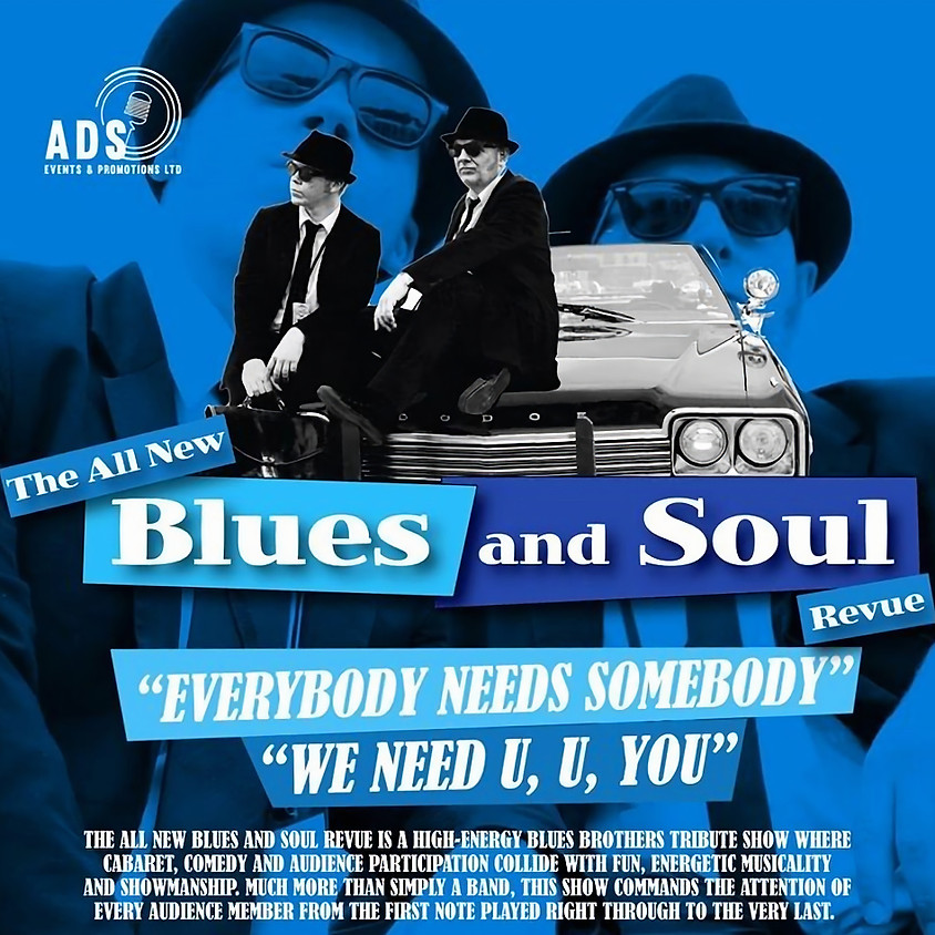 Blues and Soul Tribute Night